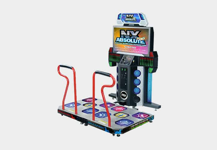 Pump It Up Prime | Auckland Coin Machines
